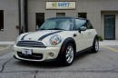 Used 2013 MINI Cooper COOPER PANORAMIC ROOF, HEATED SEATS, BLUETOOTH for sale in Burlington, ON