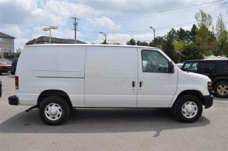 Used 2008 Ford Econoline E-150 CERTIFIED & E-TESTED for sale in Aurora, ON