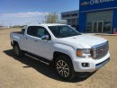 Used 2017 GMC Canyon Denali Duramax Diesel for sale in Shaunavon, SK