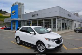 New 2018 Chevrolet Equinox LT w/2LT for sale in Kamloops, BC