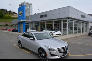 New 2017 Cadillac CTS Luxury for sale in Kamloops, BC