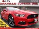 Used 2015 Ford Mustang V6 | BLUETOOTH | BACK-UP CAMERA | LIKE NEW | for sale in Oakville, ON