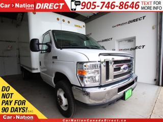 Used 2014 Ford E450 | LOW KM'S| WE WANT TOUR TRADE| OPEN SUNDAYS| for sale in Burlington, ON