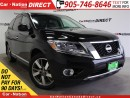 Used 2014 Nissan Pathfinder Platinum for sale in Burlington, ON