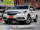 Used 2014 Acura MDX AWD LEATHER SUNROOF ALLOYS for sale in Toronto, ON