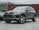 Used 2017 Volkswagen Touareg Execline V6 360 Area View Navi for sale in Toronto, ON