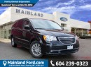 Used 2016 Chrysler Town & Country Touring-L LOCAL, NO ACCIDENTS, ONE OWNER for sale in Surrey, BC
