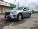 Used 2014 Mazda CX-5 SPORT! FACTORY NAVIGATION! BACKUP CAMERA! for sale in Bolton, ON