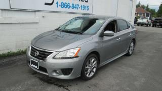 Used 2013 Nissan Sentra 1.8 SV for sale in Kingston, ON