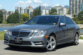 Used 2012 Mercedes-Benz E350 4MATIC Sedan *Navigation* for sale in Vancouver, BC