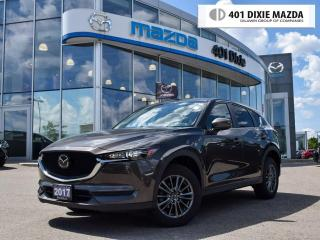 Used 2017 Mazda CX-5 GS ONE OWNER | NO ACCIDENTS | 1.99% FINANCING AVAI for sale in Mississauga, ON