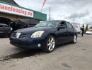 Used 2005 Nissan Maxima SE! V6! AUTOMATIC! for sale in Bolton, ON