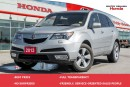 Used 2013 Acura MDX Technology Package  for sale in Whitby, ON