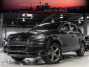 Used 2014 Audi Q7 S-LINE|NAVI|REAR CAM|PANO|PUSHSTART for sale in North York, ON