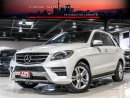 Used 2014 Mercedes-Benz ML 350 DESIGNO|NAVI|360|B.SPOT|LOADED|BLUETEC for sale in North York, ON