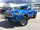 Used 2017 Toyota Tacoma SR5 V6 for sale in Surrey, BC