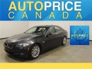 Used 2013 BMW 5 Series xDrive NAVIGATION PREMIU PKG for sale in Mississauga, ON