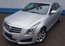Used 2014 Cadillac ATS 2.0T Luxury *6-SPEED MANUAL* for sale in Kitchener, ON