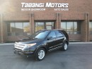 Used 2012 Ford Explorer 2.0L TURBO   LEATHER   NAVIGATION   CAMERA for sale in Mississauga, ON