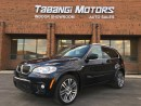 Used 2012 BMW X5 M SPORT PKG LEATHER SUNROOF for sale in Mississauga, ON