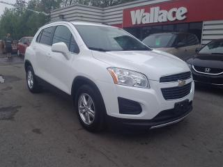 Used 2013 Chevrolet Trax LT Bluetooth OnStar Power Group for sale in Ottawa, ON