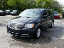 Used 2011 Chrysler Town & Country LIMITED Nav Back up Cam Leather pwr sliding doors for sale in Mississauga, ON