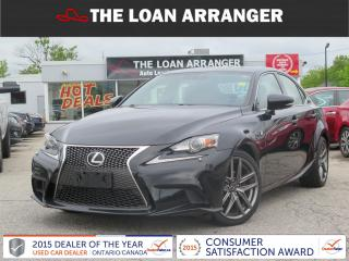 Used 2014 Lexus IS 250 for sale in Barrie, ON