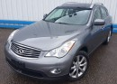Used 2013 Infiniti EX37 *LEATHER-SUNROOF* AWD for sale in Kitchener, ON