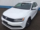 Used 2016 Volkswagen Jetta Comfortline TSI *SUNROOF* for sale in Kitchener, ON
