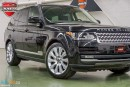 Used 2013 Land Rover Range Rover SuperCharged for sale in Oakville, ON