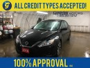 Used 2016 Nissan Altima SV-R*SUNROOF*REMOTE START*BACK UP CAMERA*PHONE CONNECT*KEYLESS ENTRY*POWER DRIVER SEAT*PUSH BUTTON START* for sale in Cambridge, ON