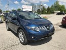 Used 2009 Nissan Murano SL for sale in Komoka, ON