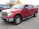 Used 2010 Ford F-150 XLT SUPERCREW XTR 4X4 for sale in Brantford, ON
