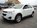 Used 2014 Chevrolet Equinox LS  AWD for sale in Brantford, ON