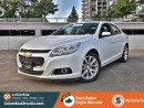 Used 2016 Chevrolet Malibu Limited LTZ for sale in Richmond, BC