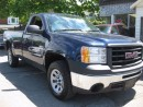 Used 2010 GMC Sierra 1500 W/T, Reg cab, AC for sale in Ottawa, ON