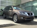 Used 2015 Nissan Pathfinder SL/AWD/NAVIGATION/BLIND SPOT/2ND AND 3RD ROW SUNROOF for sale in Edmonton, AB