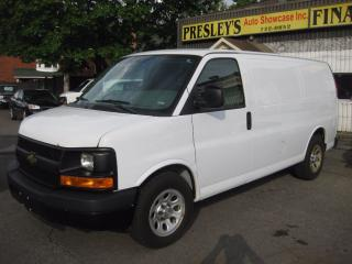 Used 2011 Chevrolet Express 1500 Cargo Van, 6cyl, A/C for sale in Ottawa, ON
