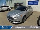 Used 2013 Ford Fusion Leather/Sunroof/Navigation for sale in Edmonton, AB