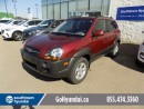Used 2009 Hyundai Tucson Leather/Sunroof/V6 Engine for sale in Edmonton, AB