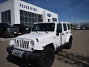 Used 2011 Jeep Wrangler Unlimited Sahara for sale in Peace River, AB