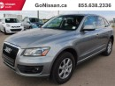 Used 2011 Audi Q5 SUNROOF, LEATHER, HEATED SEATS! for sale in Edmonton, AB