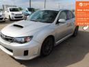 Used 2011 Subaru Impreza WRX 4DR SEDAN for sale in Edmonton, AB