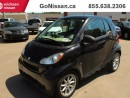 Used 2009 Smart fortwo passion 2dr Coup for sale in Edmonton, AB
