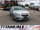 Used 2014 Chevrolet Cruze LT+Camera+MyLink+Remote Starter+BlueTooth+XM+Turbo for sale in London, ON