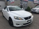 Used 2008 Lexus IS 250 Clean Carproof_LEATHER_SUNROOF_AWD for sale in Oakville, ON