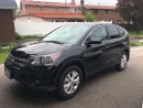Used 2012 Honda CR-V EX-L for sale in York, ON