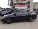 Used 2016 Chrysler 200 S for sale in Milton, ON