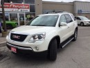 Used 2011 GMC Acadia SLT for sale in Milton, ON