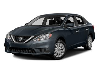 New 2017 Nissan Sentra 1.8 S CVT for sale in Mississauga, ON